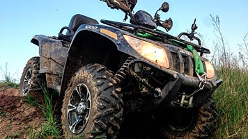 Search ATV & Quad Bike Parts in Georgia, US salvage yards