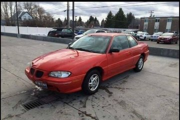 1998 pontiac grand am for sale in idaho falls id salvage cars. Black Bedroom Furniture Sets. Home Design Ideas