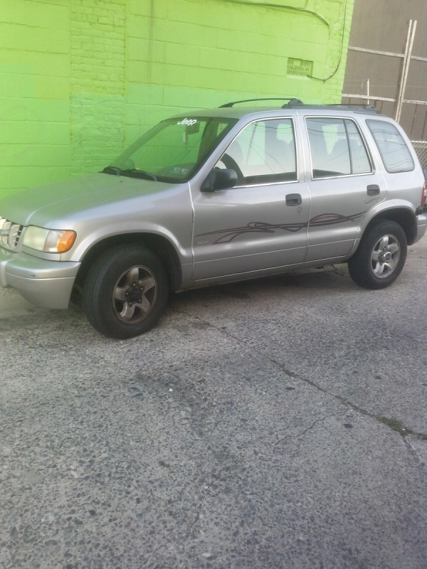 2000 kia sportage for sale in reading pa salvage cars. Black Bedroom Furniture Sets. Home Design Ideas
