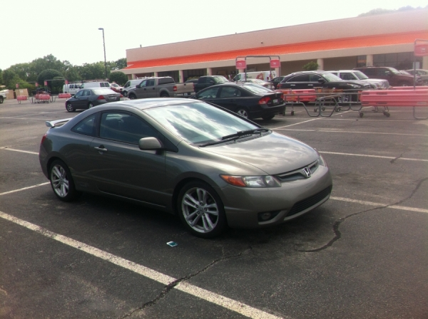 2006 honda civic for sale in medway ma salvage cars. Black Bedroom Furniture Sets. Home Design Ideas