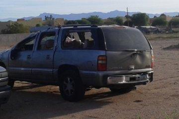 GMC Yukon XL 2001
