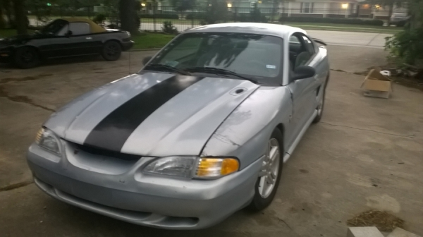 Salvage Cars For Sale Ohio >> Ford Mustang 1994 For Sale in Texas City, TX - Salvage Cars