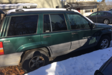 Jeep Cherokee 1997 For Sale in Belchertown, MA - Salvage Cars