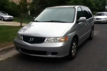 Honda Odyssey 2003 - Photo 1 of 2