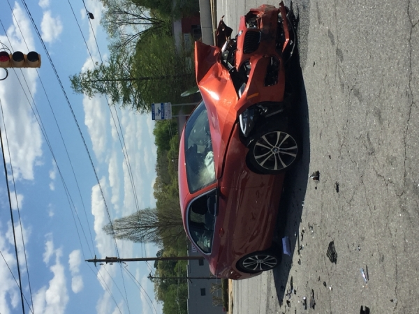 Junk BMW 2 Series 2014 Photo