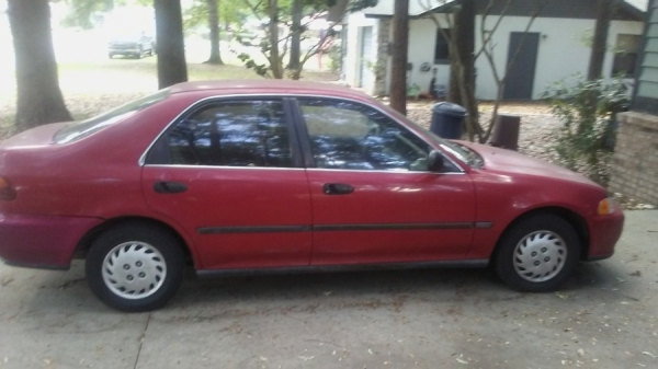 Honda Civic 1993 For Sale in Ocala, FL - Salvage Cars