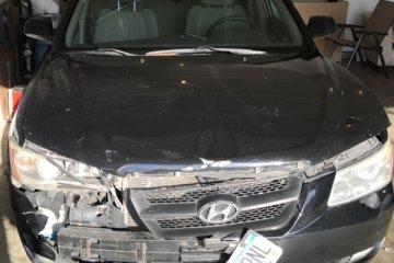 Junk Hyundai Sonata 2006 Image