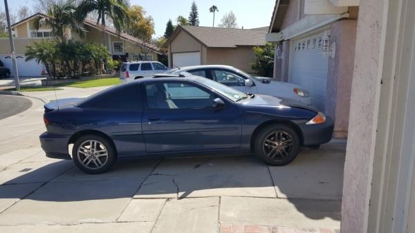 Chevrolet Cavalier 2002 For Sale in Santa Ana, CA ...