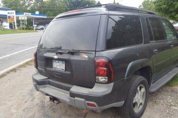 Chevrolet TrailBlazer EXT 2006 - Photo 4 of 5