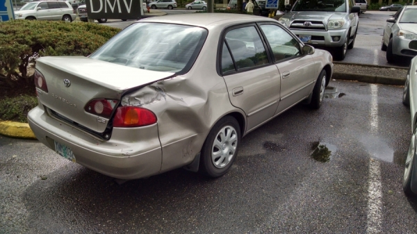 Cheap Cars For Sale In Ohio >> Toyota Corolla 2001 For Sale in Happy Valley, OR - Salvage Cars