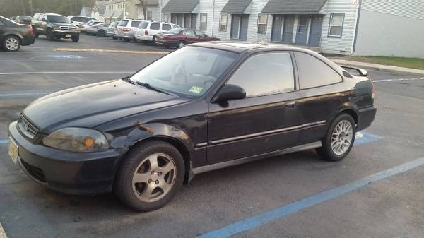1997 Honda Civic For Sale In Vineland Nj Salvage Cars