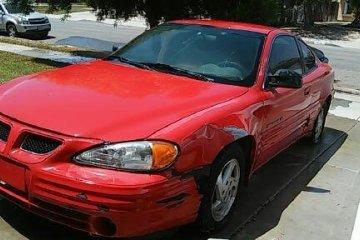 Junk Pontiac Grand Am 1999 Image