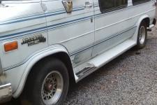 Chevrolet Chevy Van 1991