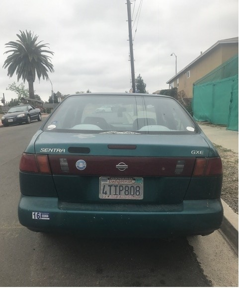1997 Nissan Sentra For Sale In San Diego, CA