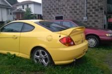 Hyundai Tiburon 2004
