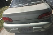 Mitsubishi Mirage 2002