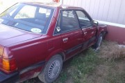 Subaru Loyale 1992