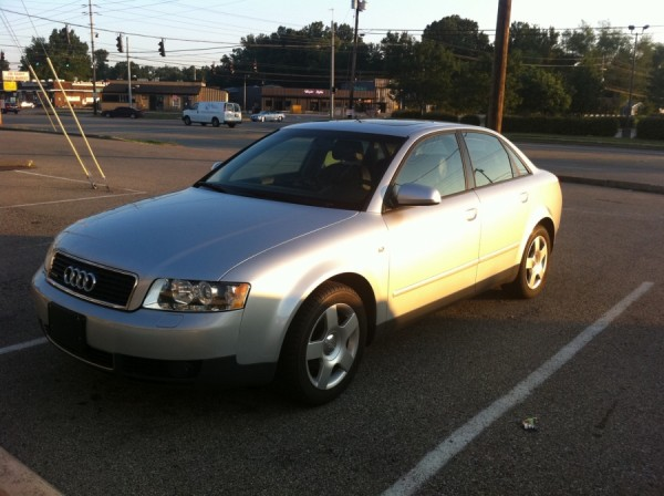 Audi A4 2003 For Sale in Somerset, KY - Salvage Cars