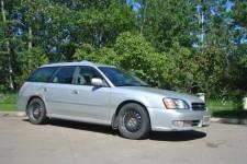 Subaru Legacy 2002