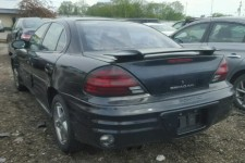 Pontiac Grand Am 2002