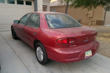 Chevrolet Cavalier 2000 - Photo 1 of 3