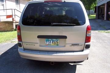Chevrolet Venture 2001 - Photo 4 of 7