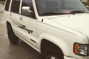 Isuzu Trooper 1994