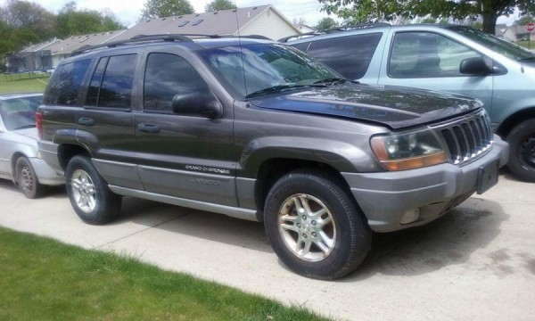 Junk Yards In Dayton Ohio >> 2000 Jeep Grand Cherokee For Sale in Dayton, OH - Salvage Cars