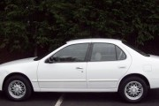 Nissan Altima 1997