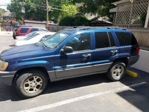 Jeep Grand Cherokee 2001 For Sale In Denver Co Salvage Cars