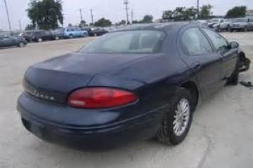 Chrysler Concorde 2001