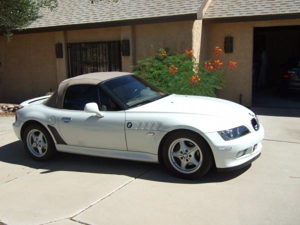 bmw z3 1997 for sale in tucson az salvage cars. Black Bedroom Furniture Sets. Home Design Ideas