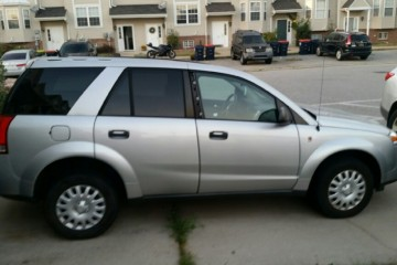 Junk Saturn VUE 2006 [Photo|Photography|Image]