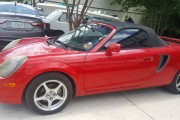 Toyota MR2 Spyder 2002