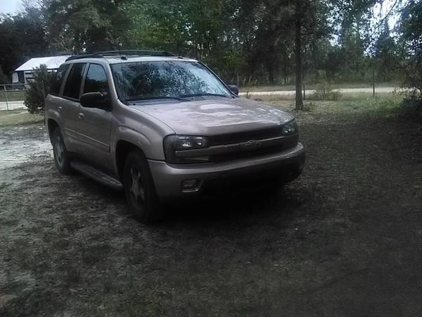 Chevrolet TrailBlazer 2005 For Sale in Fort White, FL - Salvage Cars