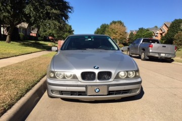 BMW 5 Series 2000 - Photo 2 of 10