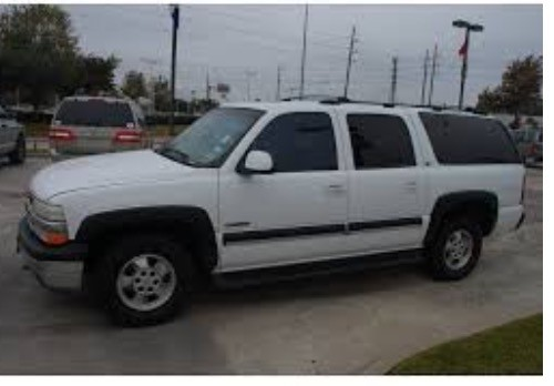 Chevrolet Suburban 2001 For Sale In Comfort Tx Salvage Cars