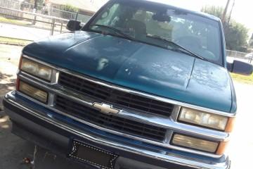 Chevrolet C/K 1500 Series 1997