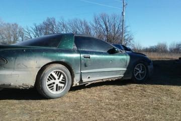 Pontiac Firebird 1997