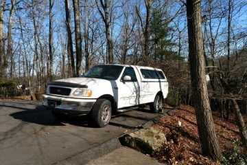 Junk Ford F-150 1998 Photography