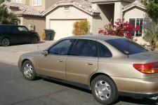 Saturn L-Series 2000