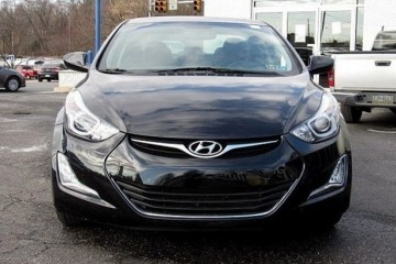 2015 Hyundai Elantra For Sale in Springfield, PA - Salvage ...
