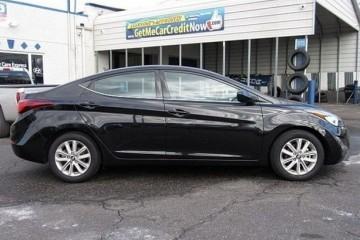 Hyundai Elantra Used Car York Pa
