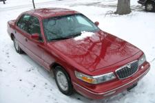 Mercury Grand Marquis 1997