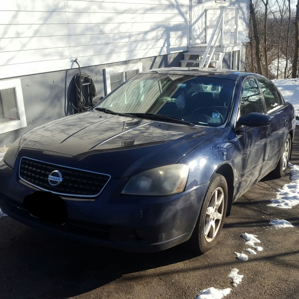 Nissan Altima 2006 For Sale In West Haven, CT
