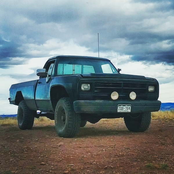 Dodge RAM 150 1990 For Sale In Gunnison, CO