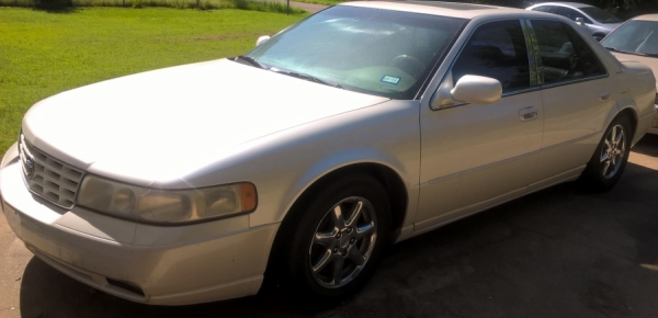 Cadillac Seville 2000 For Sale in Texarkana, TX - Salvage Cars
