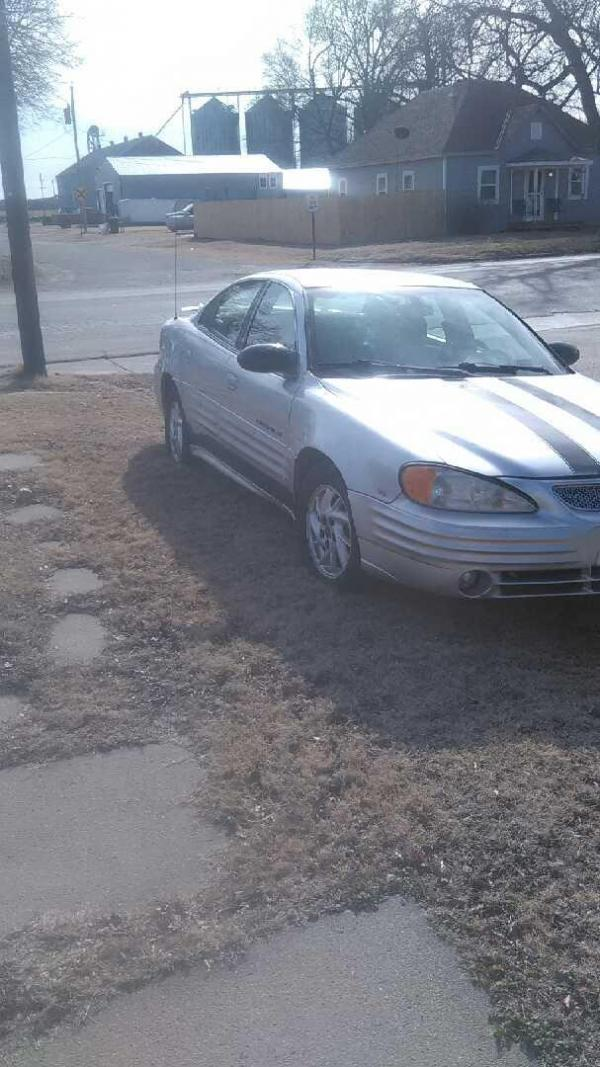 Junk Yards In Dayton Ohio >> 2002 Pontiac Grand Am For Sale in Dayton, OH - Salvage Cars