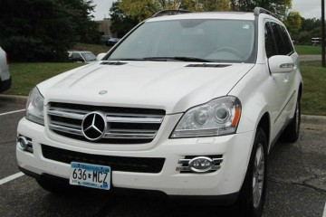 Mercedes-Benz GL-Class 2007 - Photo 1 of 4