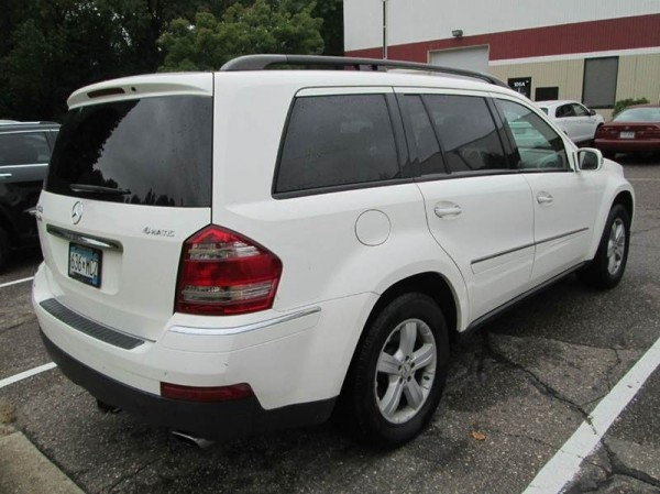 Mercedes-Benz GL-Class 2007 For Sale in Minneapolis, MN ...